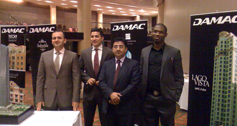 Dubai Property Exhibition at the Iris Banquet Hall Eko Hotel and Suites Victoria Island, Lagos